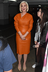 EXCLUSIVE: Katy Perry seen for the first time since grand mothers death. 11 Mar 2020 Pictured: Katy Perry. Photo credit: MEGA TheMegaAgency.com +1 888 505 6342