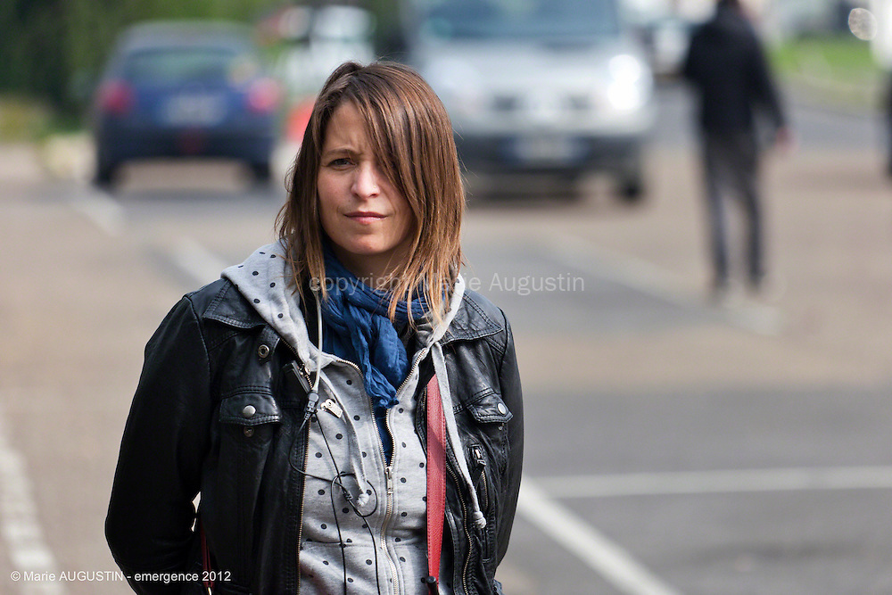 """FAnny GAUCHERY - tournage scène libre """"Les Philosophes"""" de Guihem AMESLAND - emergence 2012"""