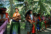Ifalik Island, Yap, Caroline Islands, Federated States of Micronesia, (editorial use only- no model release)<br />