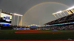 June 16, 2010; Kansas City, MO, USA; at Kauffman Stadium. Mandatory Credit: Denny Medley-US PRESSWIRE