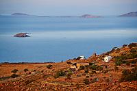 Grece, Dodecanese, Patmos // Greece, Dodecanese, Patmos island