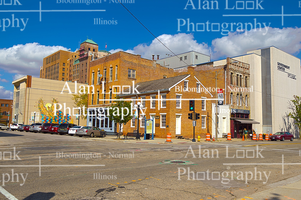 100 block of East Front Street - north side, corner of Main<br /> <br /> <br /> High Dynamic Range processing (HDR)