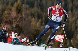 30.01.2016, Casino Arena, Seefeld, AUT, FIS Weltcup Nordische Kombination, Seefeld Triple, Langlauf, im Bild Jan Schmid (NOR) // Jan Schmid of Norway competes during 10km Cross Country Gundersen Race of the FIS Nordic Combined World Cup Seefeld Triple at the Casino Arena in Seefeld, Austria on 2016/01/30. EXPA Pictures © 2016, PhotoCredit: EXPA/ JFK