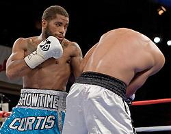 July 20, 2006 - Marcos Primera upsets Curtis Stevens via 8th round TKO at Hammerstein Ballroom in NYC.