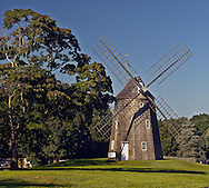 Old Hook Mill, Windmill, East Hampton, New York, Long Island