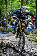 KLEIN Bruce (USA) at the Mountain Bike World Championships in Mont-Sainte-Anne, Canada.