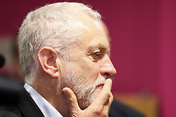 Labour leader Jeremy Corbyn visits Derwentside College in Consett, County Durham, while on the General Election campaign trail.