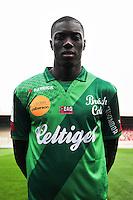 Mamadou SAMASSA - 16.09.2014 - Photo officielle Guingamp - Ligue 1 2014/2015<br /> Photo : Philippe Le Brech / Icon Sport