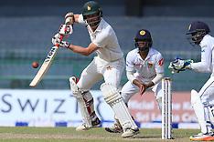 Sri Lanka vs Zimbabwe Test Match 1st Day - 14 July 2017