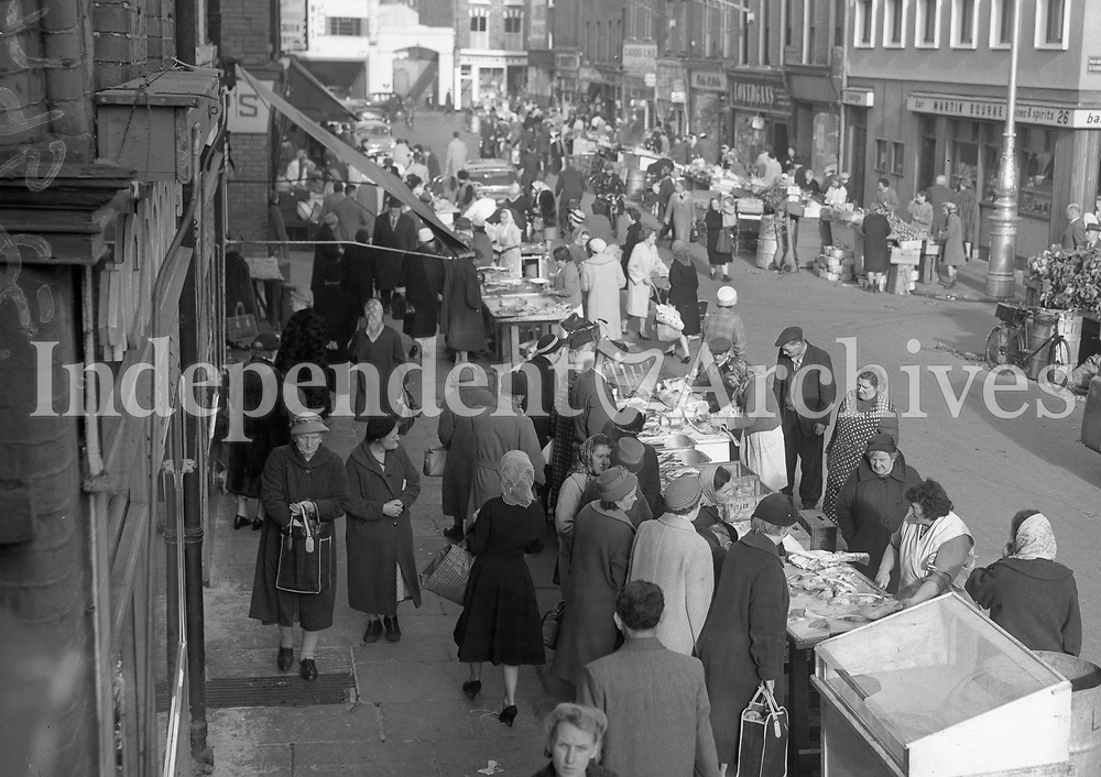 Life on Moore Street. 27/10/1961.<br />