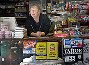 Wanda Thompson at Buchanan's Store in Mason, NC
