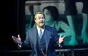 Mack and mabel <br /> Music and Lyrics by JERRY HERMAN Book by MICHAEL STEWART<br /> at the Festival Theatre, Chichester, Great Britain <br /> Press photocall <br /> 20th July 2015 <br /> <br /> <br /> Michael Ball as Mack Sennett<br /> <br /> <br /> <br /> <br /> Book revised by FRANCINE PASCAL<br /> <br /> <br /> Photograph by Elliott Franks <br /> Image licensed to Elliott Franks Photography Services
