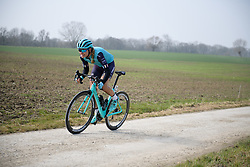 Tayler Wiles (USA) at Gent Wevelgem Elite Women 2018 - a 143 km road race from Ieper to Wevelgem on March 25, 2018. Photo by Sean Robinson/Velofocus.com