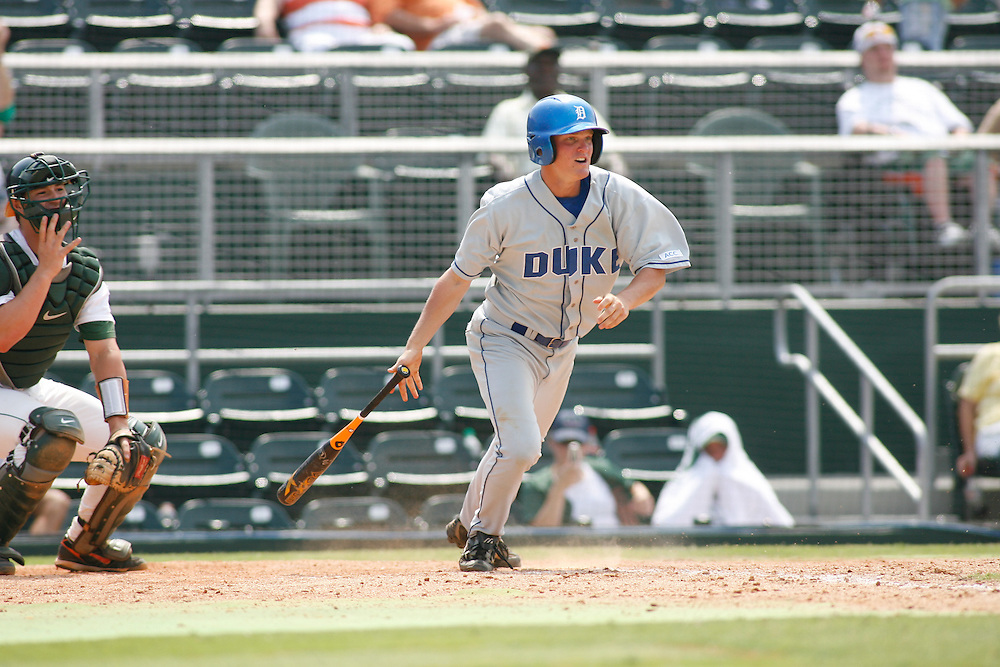 Jonathan Anderson, Duke @ Miami Baseball, May 19, 2007.