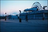 Coney Island, New York, may 2001 USA