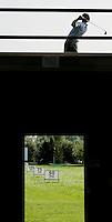 VOORTHUIZEN - Driving Range van Golfbaan EDDA HUZID. COPYRIGHT KOEN SUYK