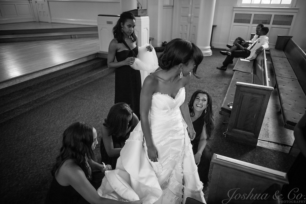 BJ Hicks and Nicci Harrell's wedding at the First Baptist Church of Denver and reception at the History Colorado Center in Denver, Colorado on June 16, 2012...Joshua Lawton // Joshua & Co. Photography ..www.joshuacophotography.com