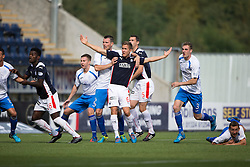 Falkirk's Will Vaulks.<br /> Falkirk 1 v 1 Queen of the South, Scottish Championship game played today at The Falkirk Stadium.