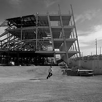 49ers Stadium Construction