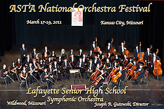 Lafayette Senior High School Symphonic Orchestra, March 18, 2011