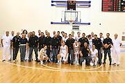DESCRIZIONE : Ortona Giochi del Mediterraneo 2009 Mediterranean Games Italia Italy Albania Preliminary Women<br /> GIOCATORE : Team Nazionale Italiana Femminile<br /> SQUADRA : Nazionale Italiana Femminile<br /> EVENTO : Ortona Giochi del Mediterraneo 2009<br /> GARA : Italia Italy Albania<br /> DATA : 28/06/2009<br /> CATEGORIA : ritratto<br /> SPORT : Pallacanestro<br /> AUTORE : Agenzia Ciamillo-Castoria/G.Ciamillo