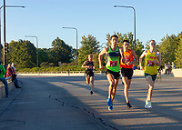 """Runners pass the Museum of Science and Industry on Lake Shore Drive at 57th street and the lakefront Sunday morning, September 23rd, 2018 as they compete in the 2018 Chicago 5k Half Marathon.<br /> <br /> Please 'Like' """"Spencer Bibbs Photography"""" on Facebook.<br /> <br /> Please leave a review for Spencer Bibbs Photography on Yelp.<br /> <br /> Please check me out on Twitter under Spencer Bibbs Photography.<br /> <br /> All rights to this photo are owned by Spencer Bibbs of Spencer Bibbs Photography and may only be used in any way shape or form, whole or in part with written permission by the owner of the photo, Spencer Bibbs.<br /> <br /> For all of your photography needs, please contact Spencer Bibbs at 773-895-4744. I can also be reached in the following ways:<br /> <br /> Website – www.spbdigitalconcepts.photoshelter.com<br /> <br /> Text - Text """"Spencer Bibbs"""" to 72727<br /> <br /> Email – spencerbibbsphotography@yahoo.com<br /> <br /> #SpencerBibbsPhotography #HydePark #Community #Neighborhood"""
