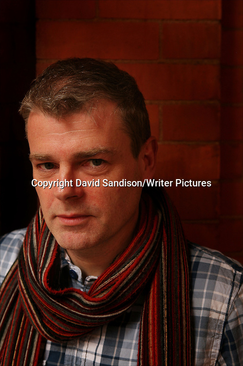 Mark Haddon, writer of various novels including The Curious Incident of the Dog in the Night-time, at the Jerwood Space for rehearsals for his play Polar Bears. Photographed on 23rd March 2010.<br /> <br /> Picture by David Sandison/Writer Pictures<br /> <br /> WORLD RIGHTS