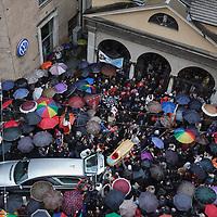 Saluto a don Gallo - Il funerale (25.5.2013)