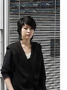 Vogue Italy Portrait Haegue Yang - Editorial