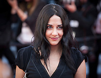 Giada Colagrande at the gala screening for the film Graduation (Bacalaureat) at the 69th Cannes Film Festival, Thursday 19th May 2016, Cannes, France. Photography: Doreen Kennedy