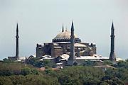 Turkije, Istanbul, 4-6-2011De Aya Sofia, in sultanahmet.Foto: Flip Franssen