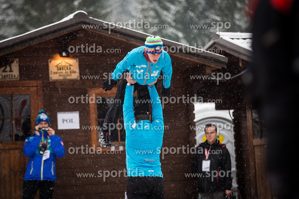 during the Flying Hill Individual Competition at Day 4 of FIS World Cup Ski Jumping Final, on March 22, 2015 in Planica, Slovenia. Photo by Grega Valancic / Sportida