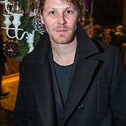 NLD/Amsterdam/20141217 - Musical Awards Nominatielunch 2015, Gijs Naber
