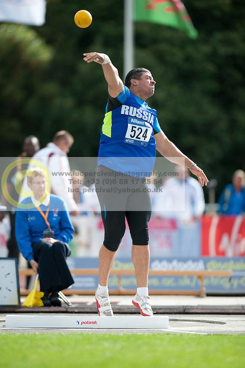 ALEXANDROV Alexander, 2014 IPC European Athletics Championships, Swansea, Wales, United Kingdom