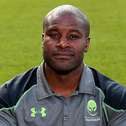 Worcester Warriors Academy Manager Chim Gale - Mandatory by-line: Robbie Stephenson/JMP - 25/08/2017 - RUGBY - Sixways Stadium - Worcester, England - Worcester Warriors Headshots