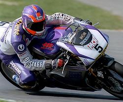 SEAN EMMETT TEAM GSE DUCATI, BSBC British Superbike Championship Donington Park  13th April 1997S/B DONINGTON 13/4/1997