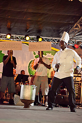 "Secondary Division:  Jason Faustin, Calypso Chef ""Where the 'Ting Dem' Gone?"" Ivanna Eudora Kean High"