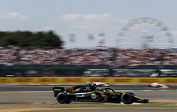 July 8, 2018 - Silverstone, Great Britain - Motorsports: FIA Formula One World Championship 2018, Grand Prix of Great Britain, .#55 Carlos Sainz jr. (ESP, Renault Sport Formula One Team) (Credit Image: © Hoch Zwei via ZUMA Wire)