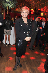 ANGELA RIPPON at One Night Changes Everything - a fundraising evening for the 2013 Comic Relief Campaign held at The Royal Opera House, London on 28th February 2013.