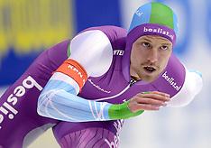 20141102 NED: Schaatsen NK Afstanden, Heerenveen