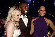 Elisabeth Moss, Mahershala Ali, and Guest