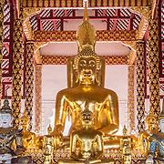 Chang Mai Thailand Buddha