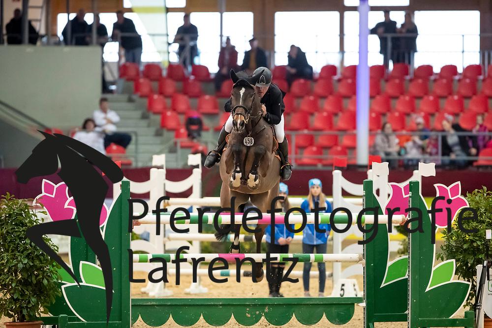 BORCHERT Max-Hilmar (GER), Caspino<br /> Neustadt-Dosse - CSI 2019<br /> Preis der Hengststation Maas J. Hell GmbH<br /> Large Tour<br /> 11. Januar 2019<br /> © www.sportfotos-lafrentz.de/Stefan Lafrentz