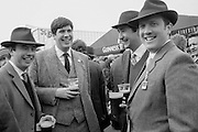 GEORGE BIRCH-REYNARDSON; ARTHUR VESTEY; WILLIAM VESTEY; JOHNNIE BARNETT, The Cheltenham Festival Ladies Day. Cheltenham Spa. 11 March 2015