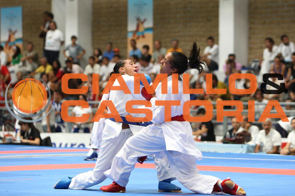 DESCRIZIONE : Pescara Giochi del Mediterraneo 2009 Mediterranean Games Karate <br /> GIOCATORE : Selen Guglielmi<br /> SQUADRA : Italia Italy<br /> EVENTO : Pescara Giochi del Mediterraneo 2009<br /> GARA : Karate<br /> DATA : 30/06/2009<br /> CATEGORIA : <br /> SPORT : Karate<br /> AUTORE : Agenzia Ciamillo-Castoria/C.De Massis<br /> Galleria : Giochi del Mediterraneo 2009<br /> Fotonotizia : Pescara Giochi del Mediterraneo 2009 Mediterranean Games Karate<br /> Predefinita :