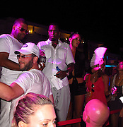 Sean P Diddy Combs..Sean P Diddy Combs Partying at Swedish House Mafia with a beautiful girl.Ushuaia Hotel..Ibiza, Spain..Wednesday, August 03, 2011..Photo By CelebrityVibe.com..To license this image please call (323) 325-4035 ; or.Email: CelebrityVibe@gmail.com ;.website: www.CelebrityVibe.com