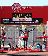 2014 Virgin Money London Marathon