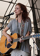 Patty Griffin at the Appel Farms Festival, Elmer, NJ 6/5/2010.