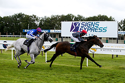 Princely ridden by Rossa Ryan trained by A G Newcombe wins the Best Free Tips At valuerater.co.uk Handicap - Mandatory by-line: Robbie Stephenson/JMP - 06/08/2020 - HORSE RACING - Bath Racecourse - Bath, England - Bath Races