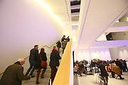 Mannheim. 15.12.17 |<br /> Kunsthalle. Neubau. Eröffnung des 68,3 Mio Euro Bauprojektes mit einer langen Opening Night bei freiem Eintritt für die Besucher.<br /> <br /> Bild-ID 160 | Markus Proßwitz 15DEC17 / masterpress